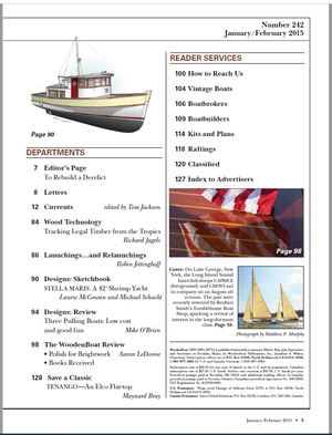 Issue # 242 Jan/Feb 2015
