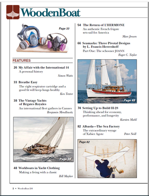 Issue # 244 May/June 2015