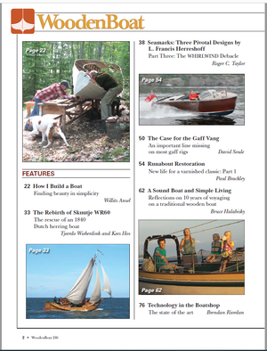 Issue #246 Sept/Oct 2015