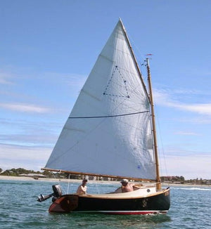 15' Wittholz Catboat from WB Forum