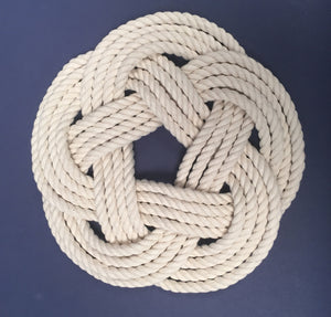 Sailor's Knot Trivet