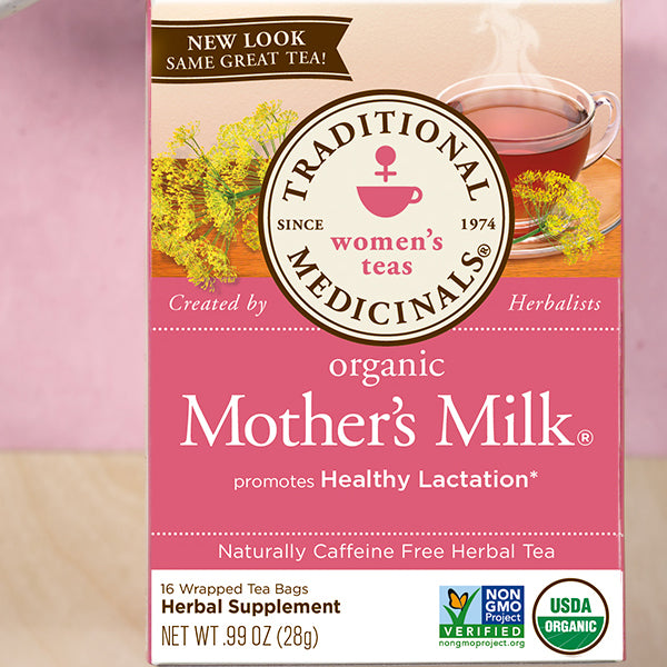 Mother's Milk® 6-Pack (6 x 16 tea bags)