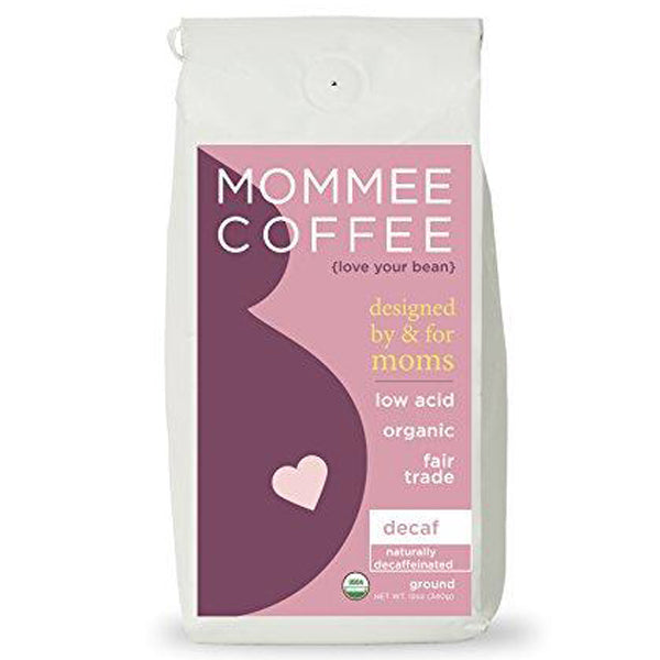 Decaf, Low Acid Organic Coffee