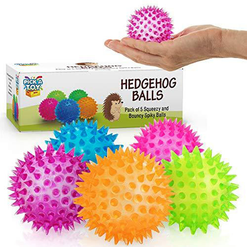 Squishy Stress Relief Sensory Toys, 5 - Pcs Set