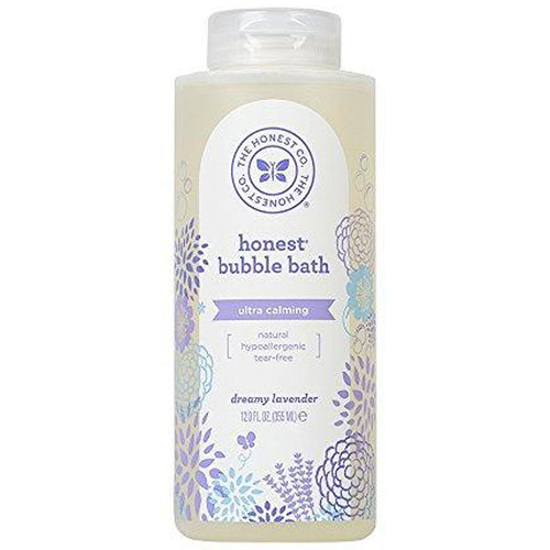 Calming Lavender Hypoallergenic Bubble Bath, 12 Fluid Ounce