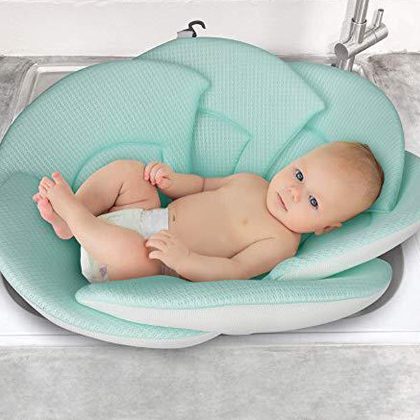 Organic Baby Bath Pillow
