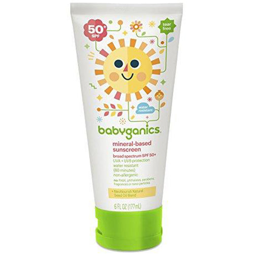50 Spf Sunscreen Lotion, 6 oz