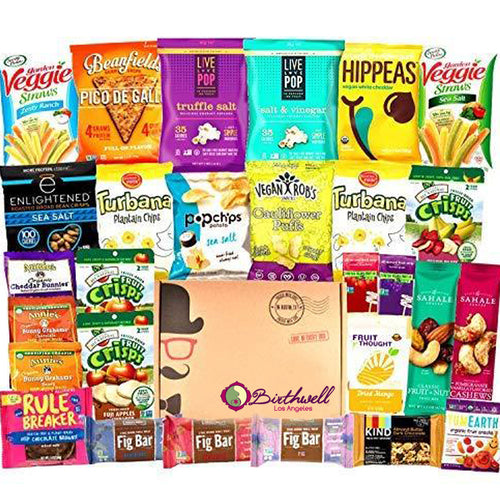 HEALTHY SNACKS Care Package (28 Ct)