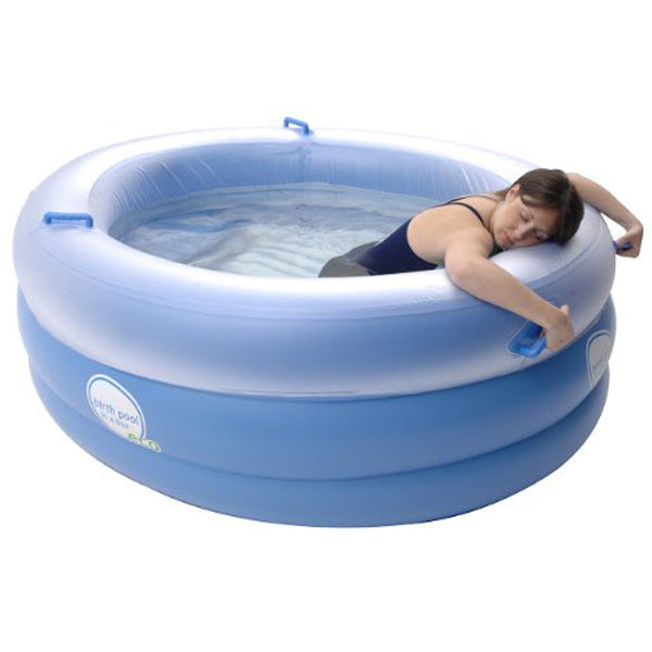 Regular Birth Pool In A Box Personal Tub With One Liner