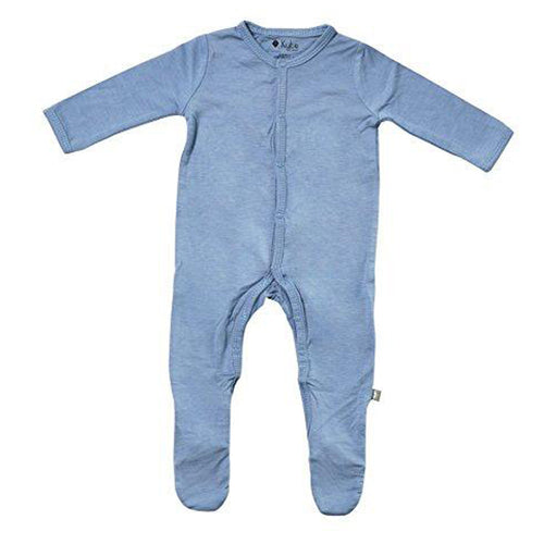 Baby Footed Pijamas Made of Soft Organic Bamboo - 0-24 Months