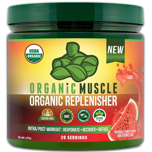 Organic Replenisher Electrolyte Powder