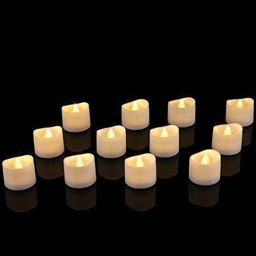 Battery Operated Flameless LED Tea Light
