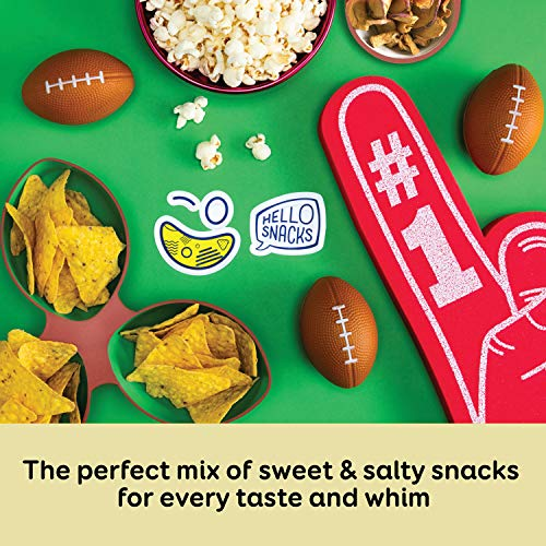 Organic Treat Box – Fun variety of fruit, grain, chips, popcorn