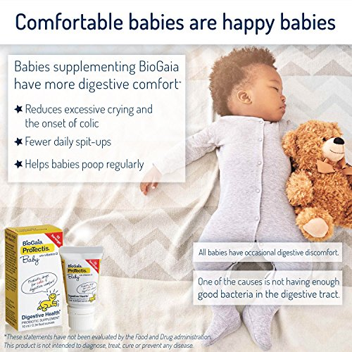 Probiotics Drops With Vitamin D for Baby