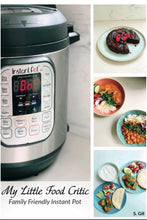 Load image into Gallery viewer, Family Friendly Instant Pot