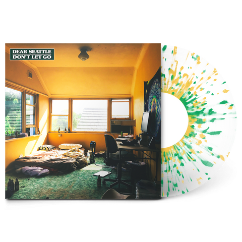 Dear Seattle 'Don't Let Go' LP Green Splatter