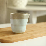 Egg Shell Blue Jug