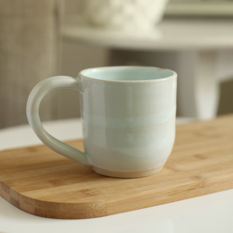 Egg Shell Blue Mug