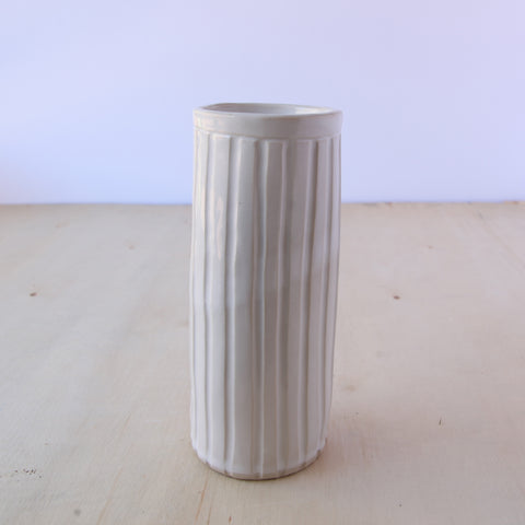 Carved Vase - Small