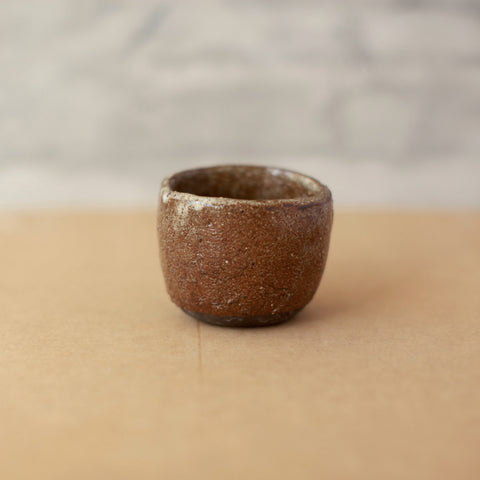 Mini Chocolate Ceramic Bowl