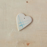 Ceramic Gift Tags - Large Hearts