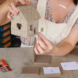 Online Pottery Workshop - Cute Houses for Kids and Adults