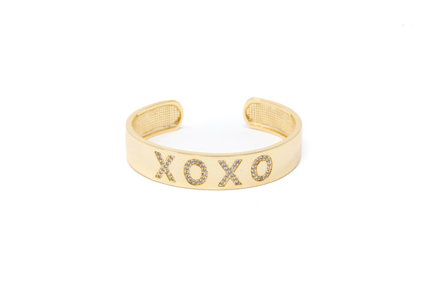 XOXO Bangle - Glamour Manor