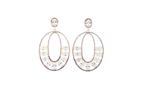 Chic Statement Earrings - Glamour Manor