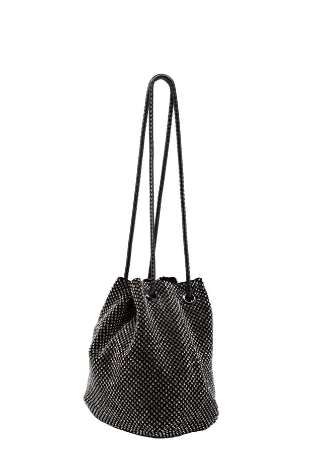 Crystal Evening Pouch Bag - Glamour Manor