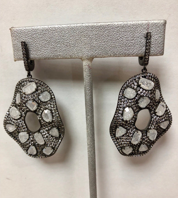 Statement Earrings - Glamour Manor