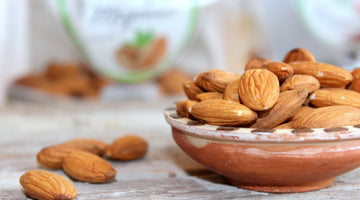 Almonds - The King of Nuts
