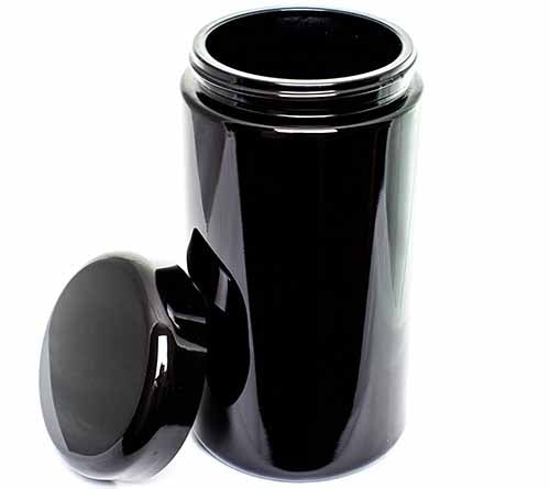 Replacement Lid for 1 OZ / 500ML ULTRAVIOLET GLASS JAR