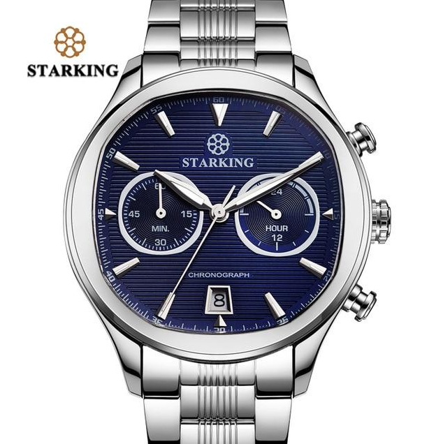CHRONOGRAPH BLUE / WHITE