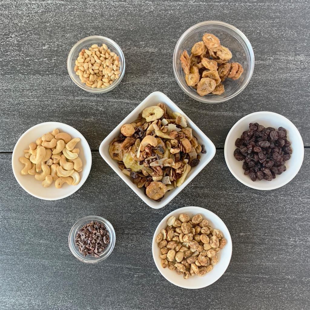 April's Favorite Trail Mix with Better Than Granola
