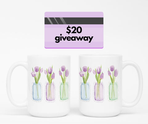 Hidden Blessings Decor Gift Card Giveaway