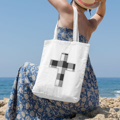 Tote Bag with Cross | Hidden Blessings