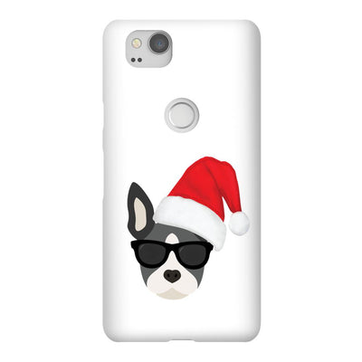 Android Phone Case with Boston Terrier