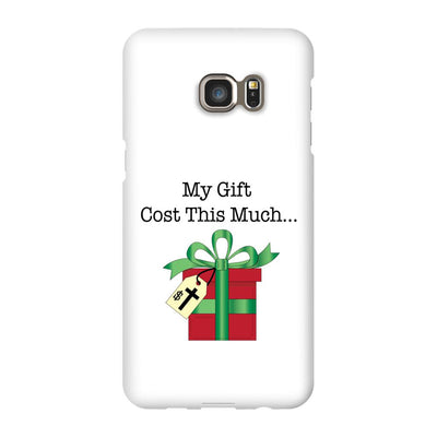 Android Phone Case with Christmas Gift