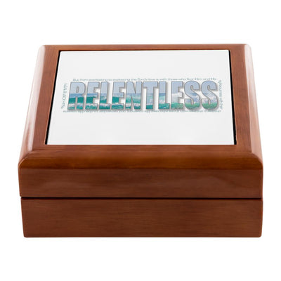 RELENTLESS Prayer Box