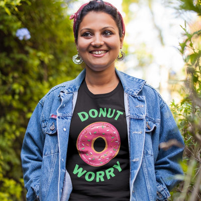 Short-Sleeve Unisex T-Shirt Donut
