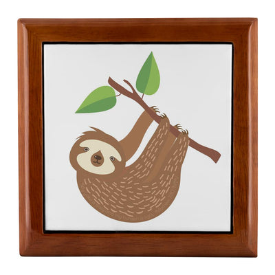 Prayer Box with Sloth Design