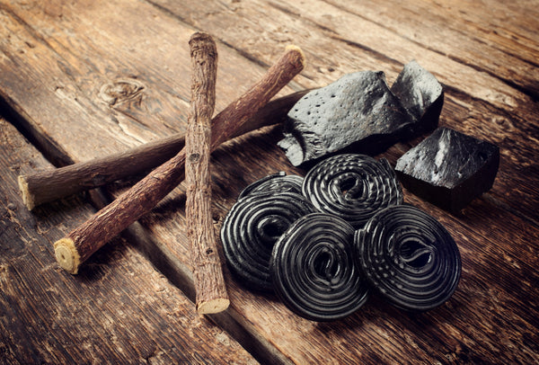 How Black Licorice Can Help Your Skin Glow
