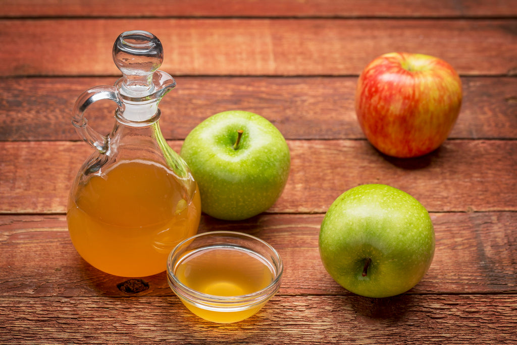 Improve Skin Texture with These SKin Foods Apple Cider Vinegar