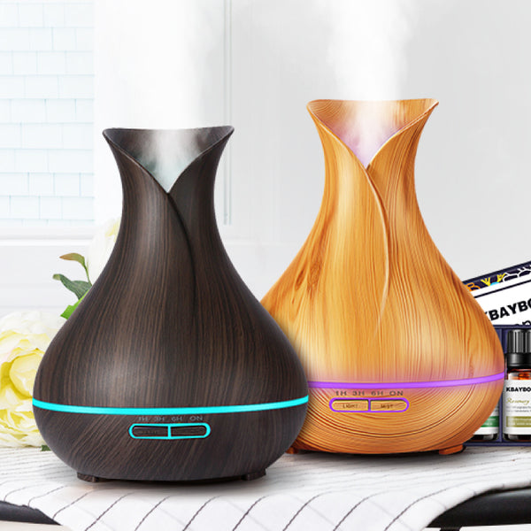 How to Use Essential Oil Diffuser?