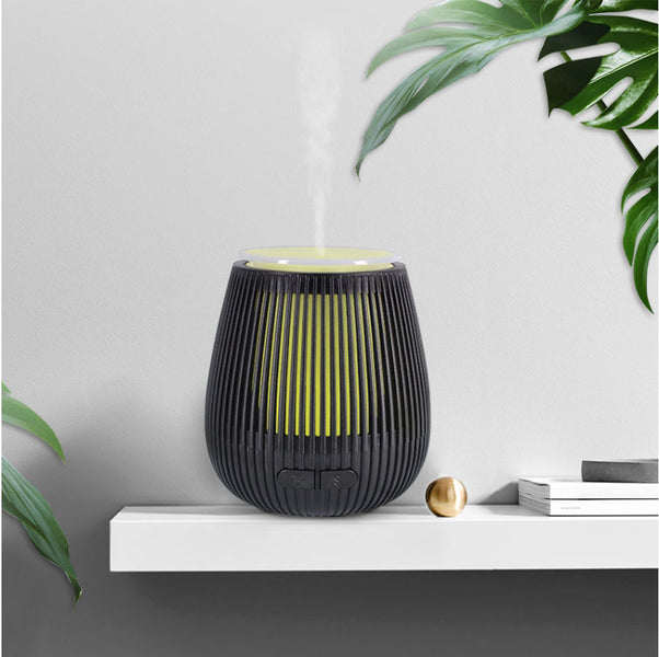 What is the difference between aromatherapy diffuser and humidifier?