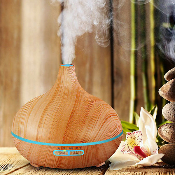 How to choose the right essential oil diffuser?