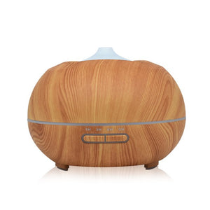 Aroma Diffuser Aromatherapy Wood Grain Humidifier