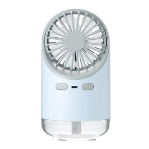 Portable Handheld Humidifier Fan