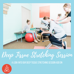 Deep Tissue Stretching Session