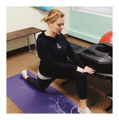 Hip Flexor Stretch Iliopsoas Pic